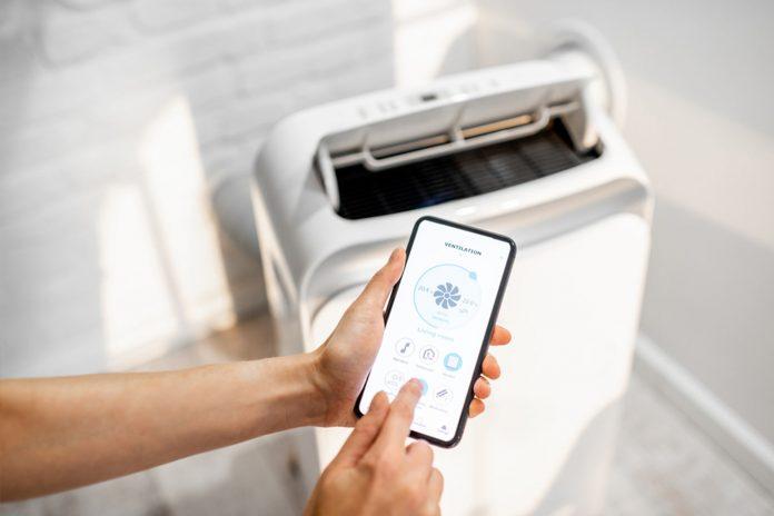 Mobilná klimatizácia - klima do bytu a domu