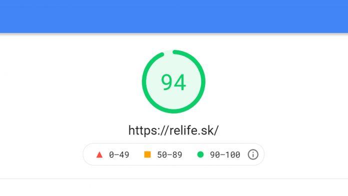 Rychlosť webu. Ako zrýchliť web?